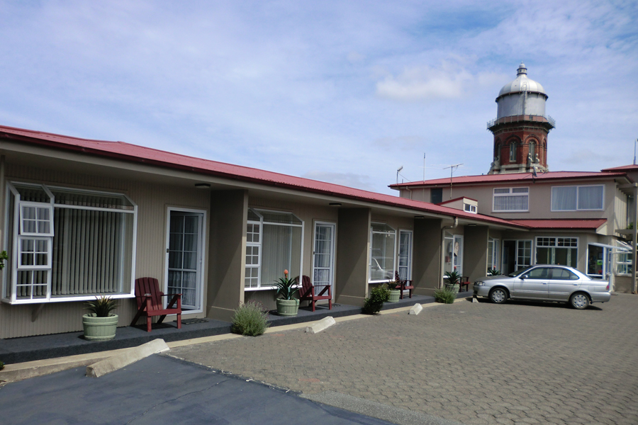Tower Lodge Motel Invercargill Accommodation Exterior
