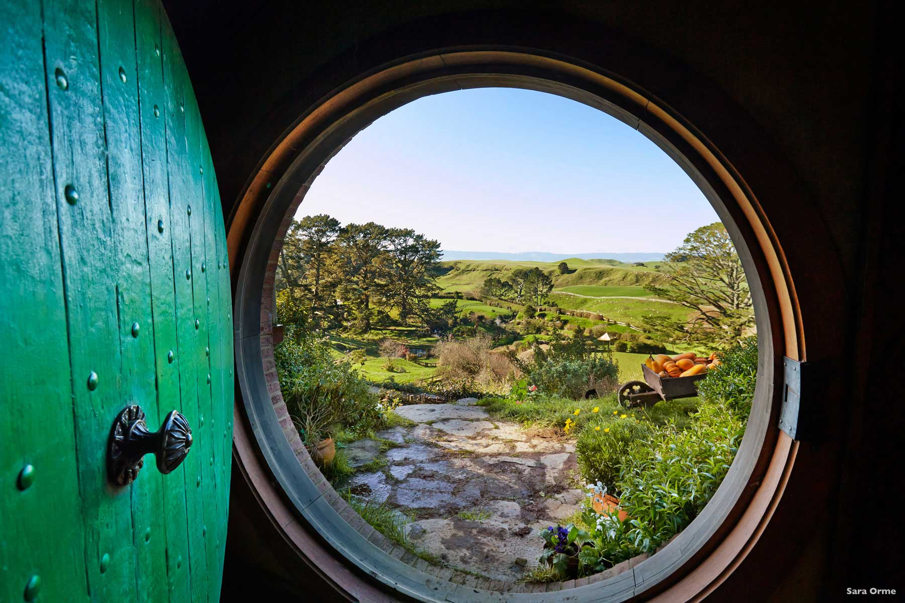 hobbiton hobit hole real middle earth tours