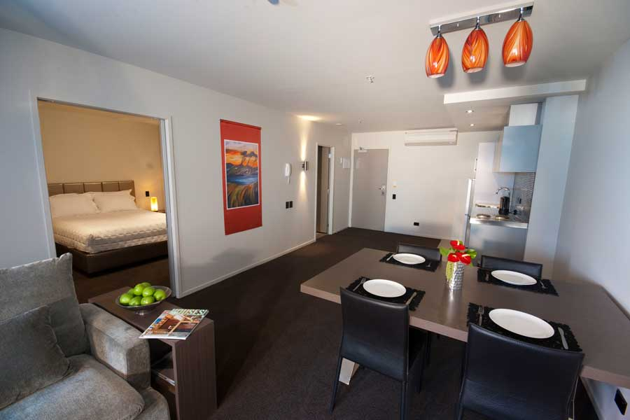 Exceptional ... Waldorf Celestion Apartments Living Area Auckland ...