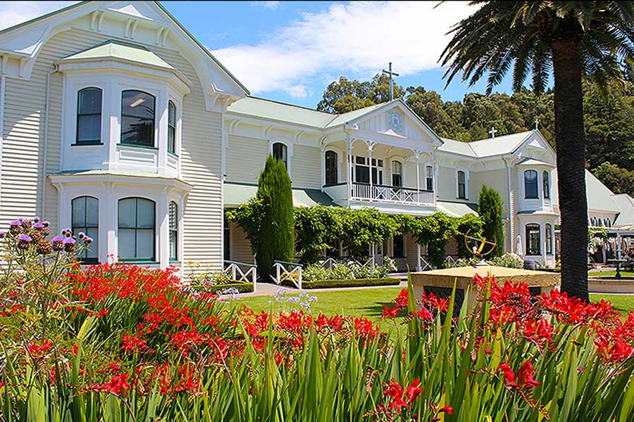 Mission Estate Napier Hawkes Bay Scenic Tours