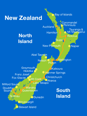 Lord Of The Rings South Island Nz