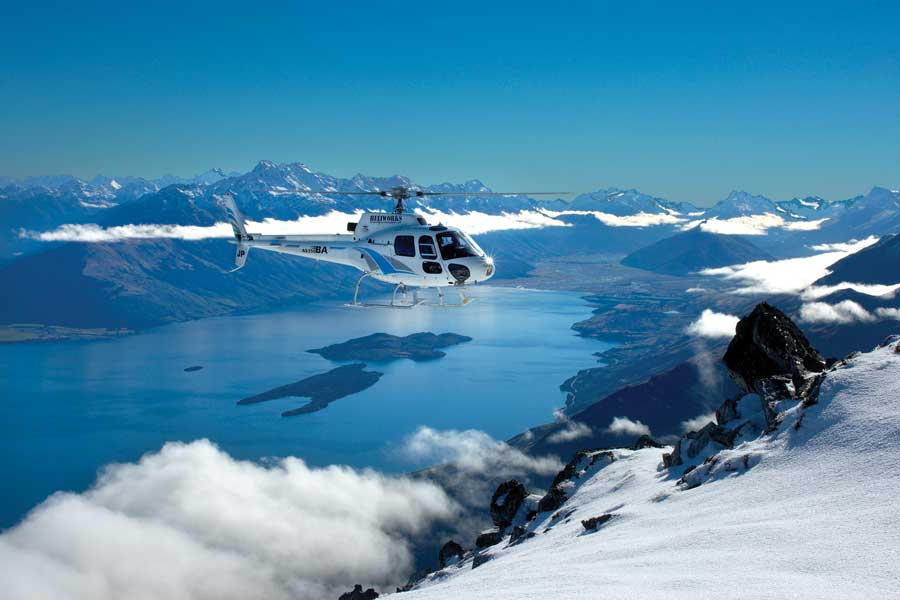 Heliworks Queenstown Heli Flights