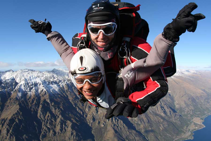 NZONE Skydive Queenstown Activities