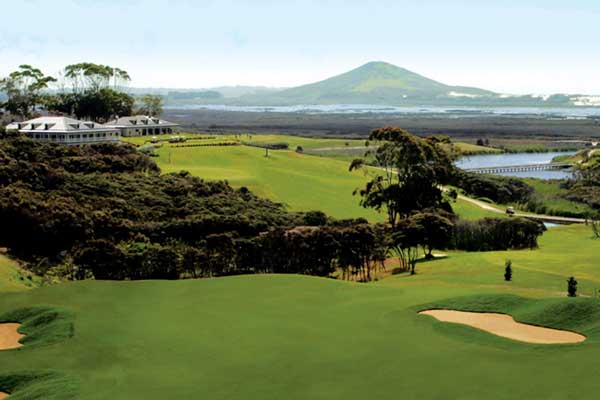 14 Day North Island On Par Golf Package