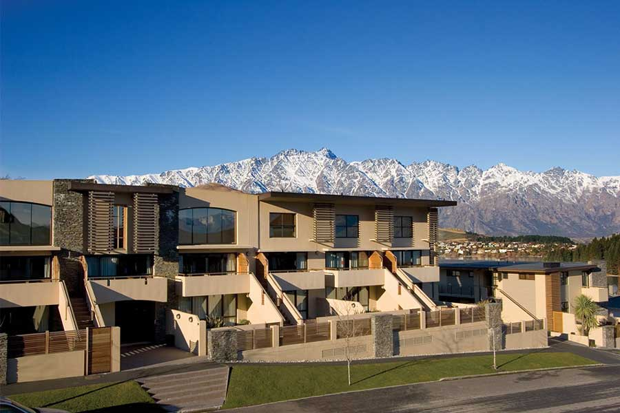 Garden Court Suites and Apartments Queenstown Accommodation