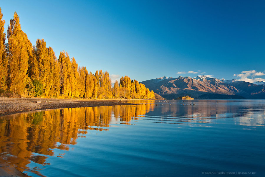 Wanaka New Zealand