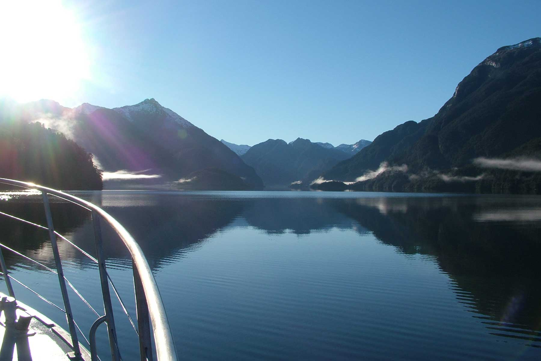 Doubtful Sound Charters Background