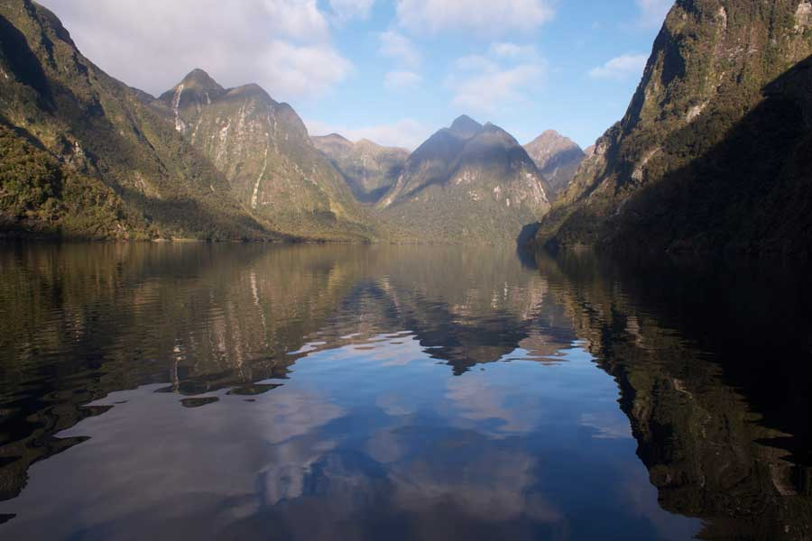 Doubtful Sound Charters New Zealand