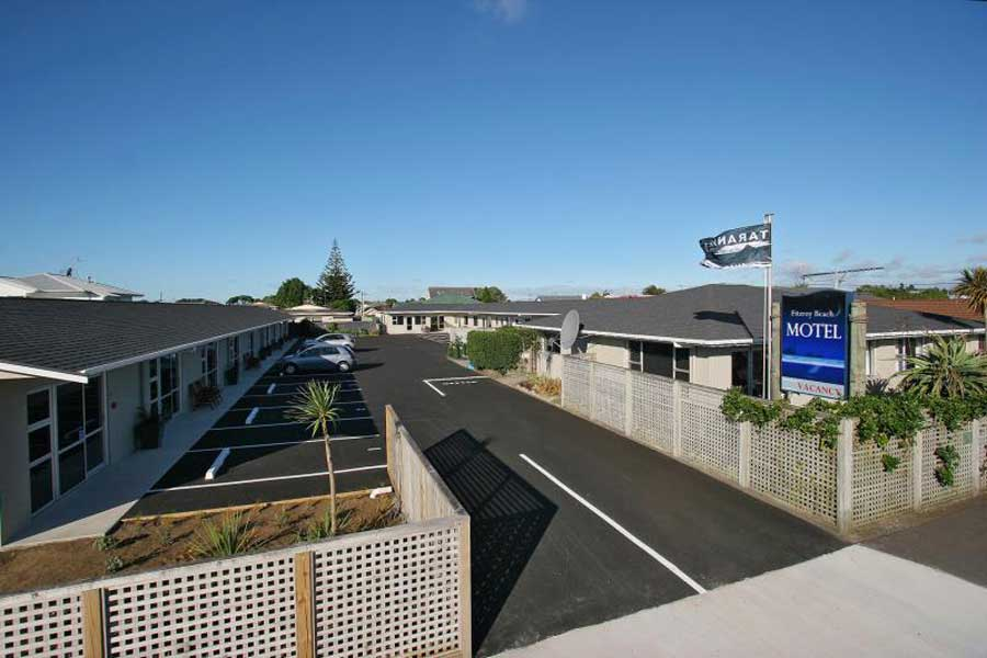 Accommodation Fitzroy Beach Motel New Plymouth