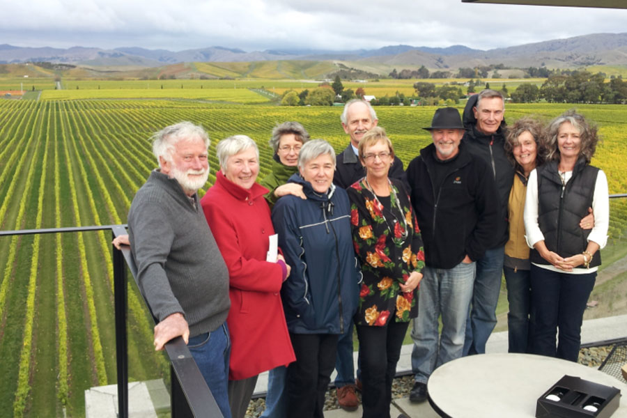 Wine Tour New Zealand