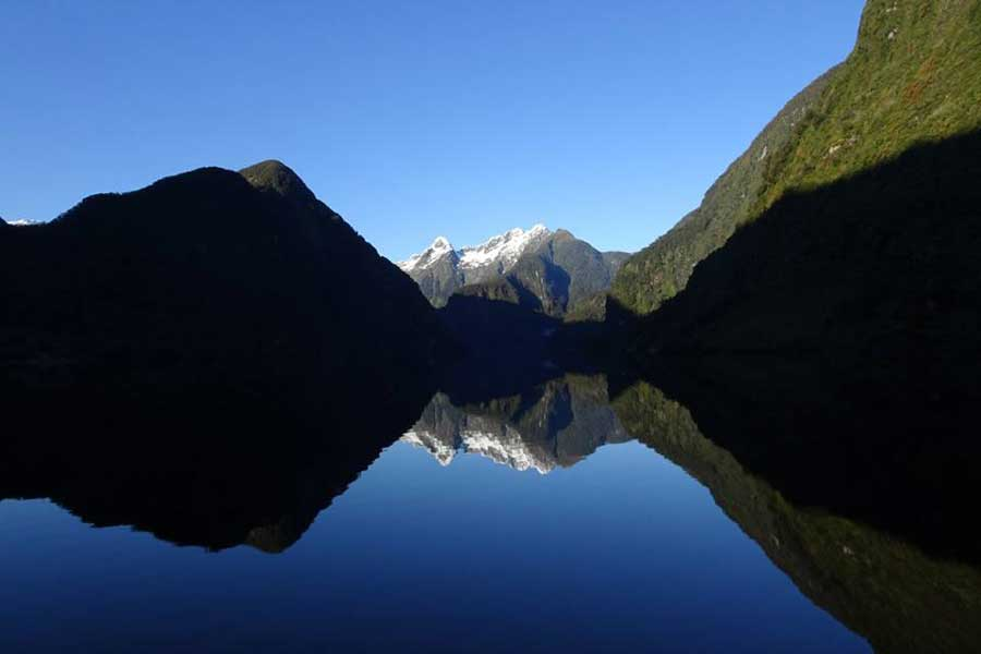 Doubtful Sound overnight