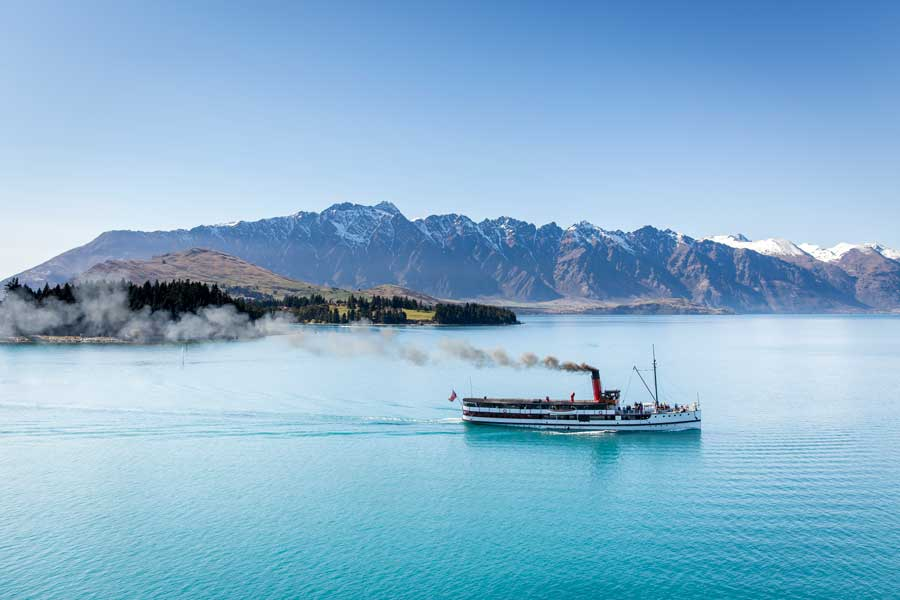 5 Night Queenstown & Milford Sound Package Deal