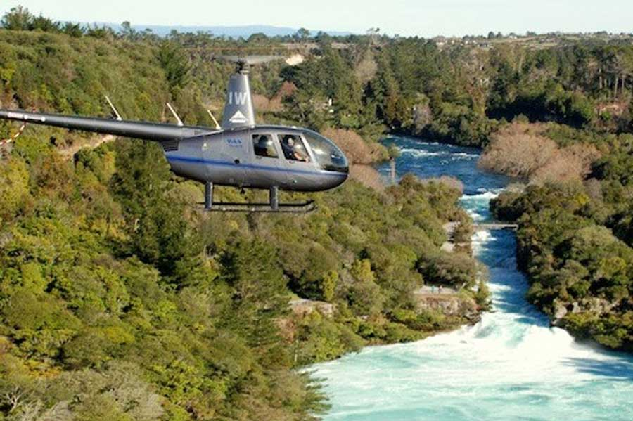 taupo scenic flights