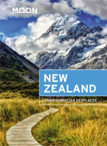 Moon New Zealand: Travel Guide