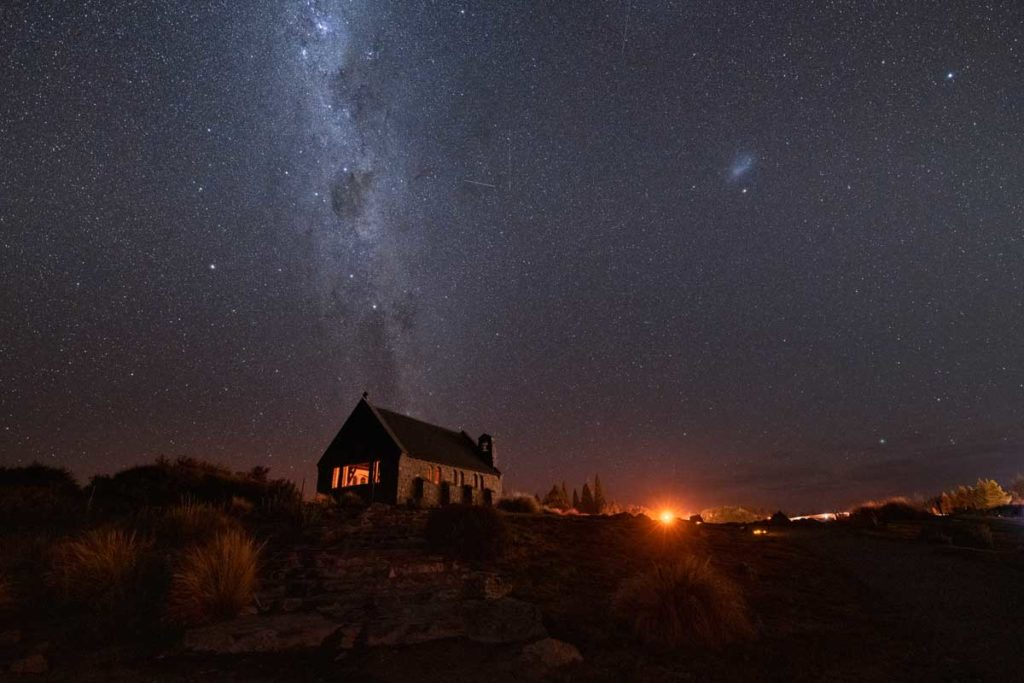Lake Tekapo Stargazing - things to do in the South Island