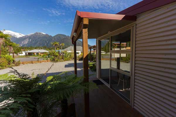 10 Cottages Franz Josef Glacier