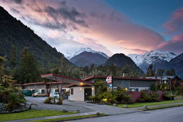 58 on Cron Motel Franz Josef