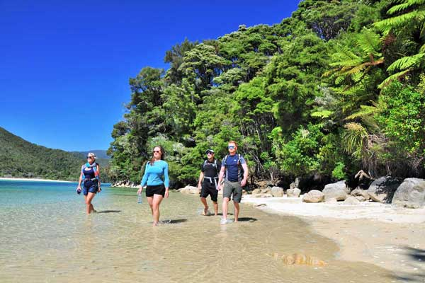 Abel Tasman Activities