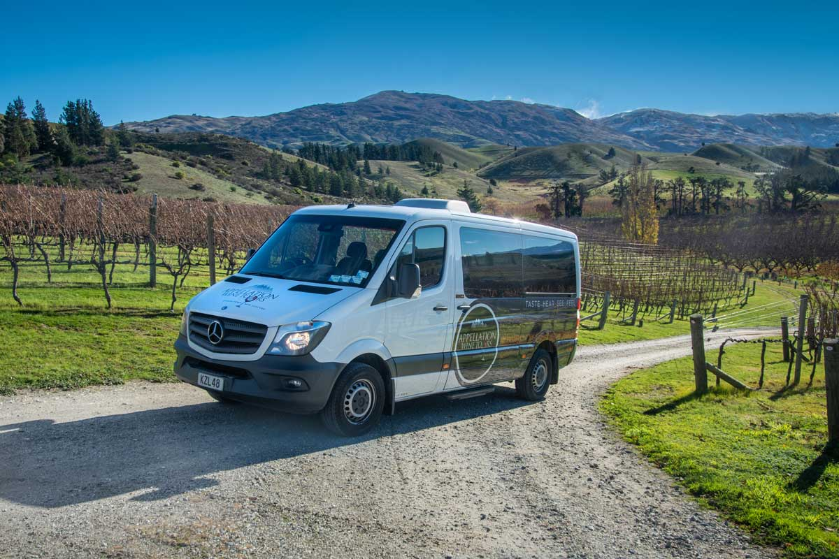 Appellation Wine Tours Queenstown
