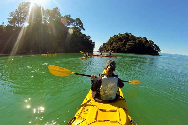 Wilsons Abel Tasman National Park Sea Kayaking | Day Trips