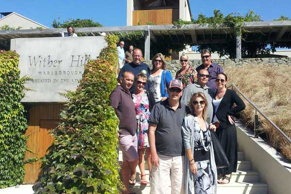 Bubbly Grape Wine Tours Marlborough