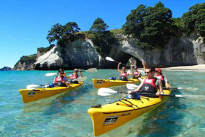 Cathedral Cove Sea Kayak Tours Hahei