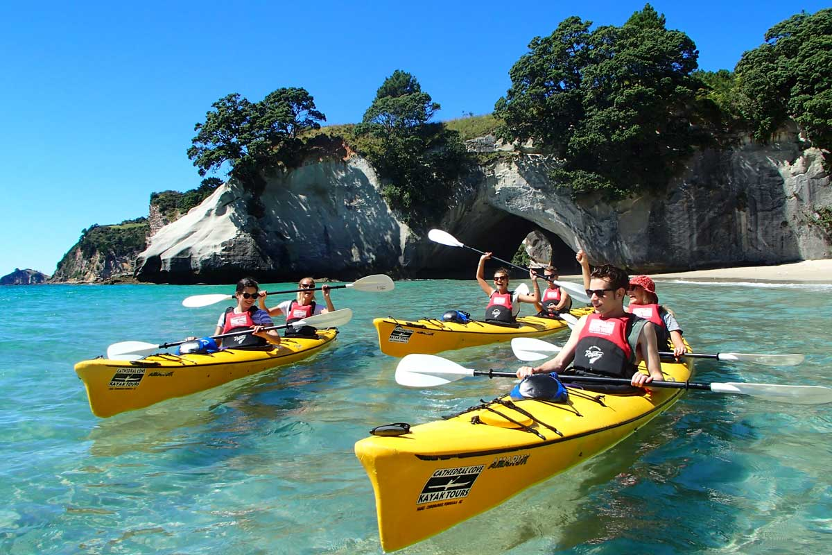 Coromandel Peninsula Travel Planner