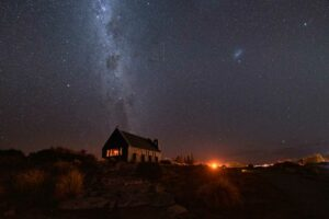 church of the good shepherd tekapo new zealand south island itinerary 14 days