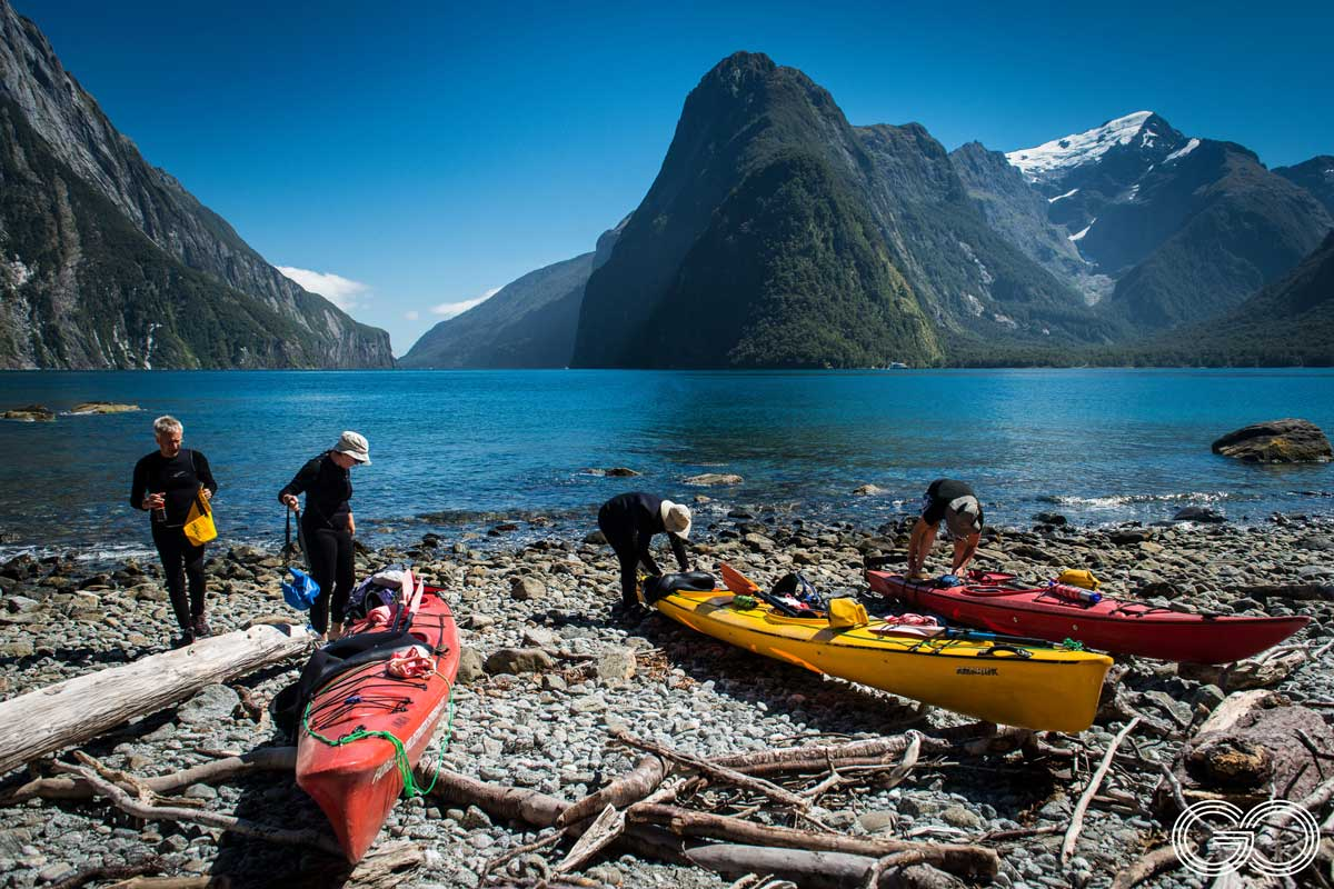 Doubtful Sound Travel Planner