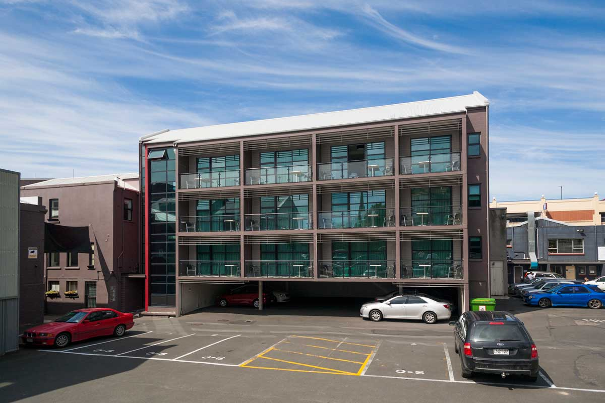 315 Euro Motel & Serviced Apartments Dunedin