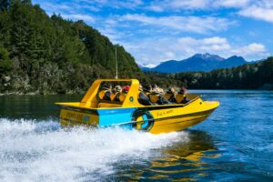 fiordland jet New Zealand Family holiday packages