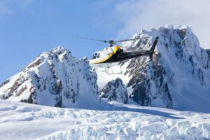 franz josef glacier helicopter new zealand South Island Tour