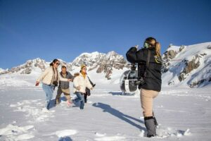 franz josef glacier helicopter tours New Zealand Family holiday packages