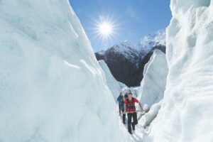 franz josef glacier walk adventure holidays new zealand