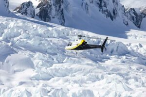 franz josef helicopter new zealand south island itinerary 14 days