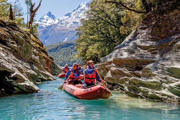 Dart River Jet Safaris Queenstown