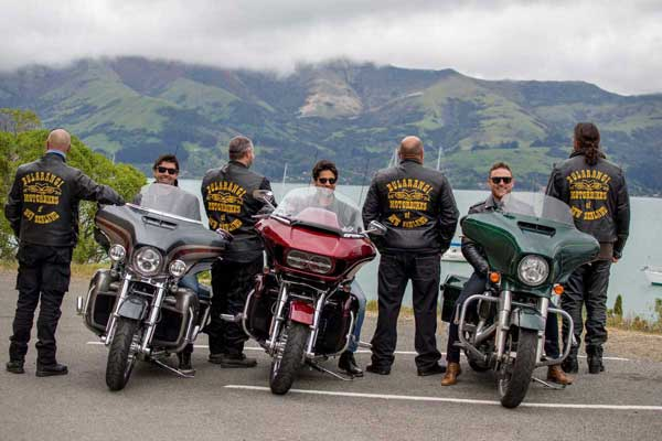 Harley Davidson Day Tours Ex Auckland