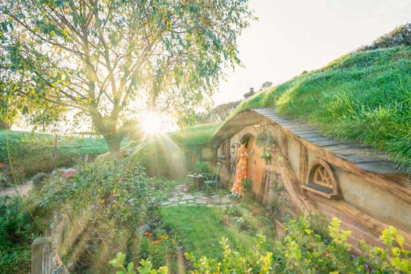 14 Day Lord of the Rings & Hobbit Holiday Package