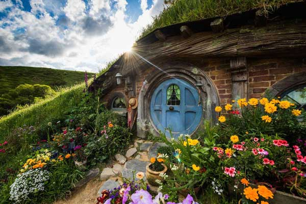 10 Day Lord of the Rings & Hobbit Holiday Package