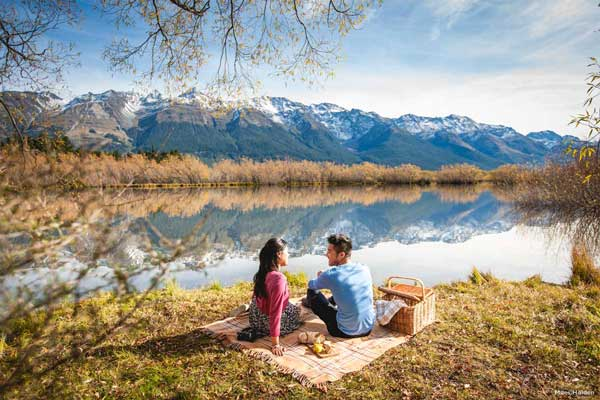 14 Day South Island Honeymoon Package