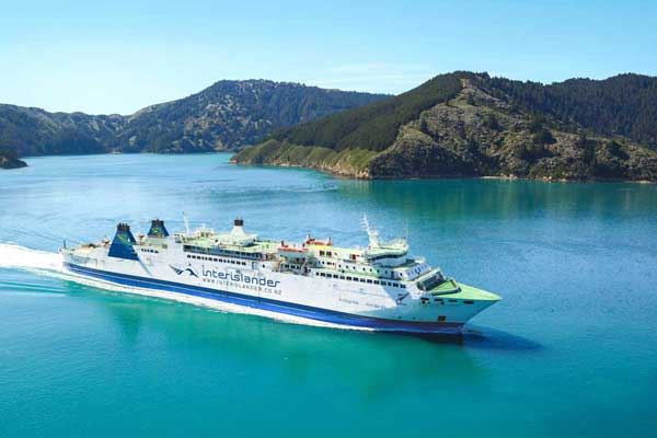 Interislander Cook Strait Ferry