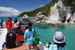 14 Day New Zealand Bays & Boiling Mud Package