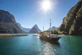 Milford Sound Activities