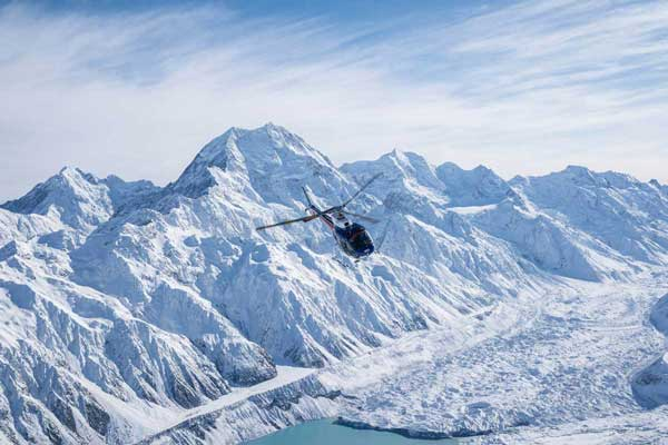 Mount Cook Tour
