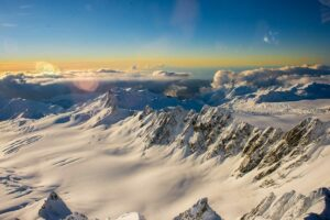 mt cook helicopter flights