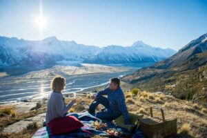 mt cook scenic flights