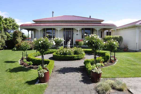 Villa Heights Bed & Breakfast New Plymouth