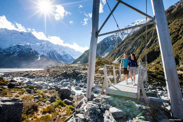 21 Day New Zealand Explorer Holiday Package