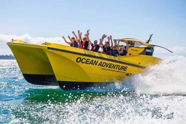 Ocean Adventure | Explore NZ