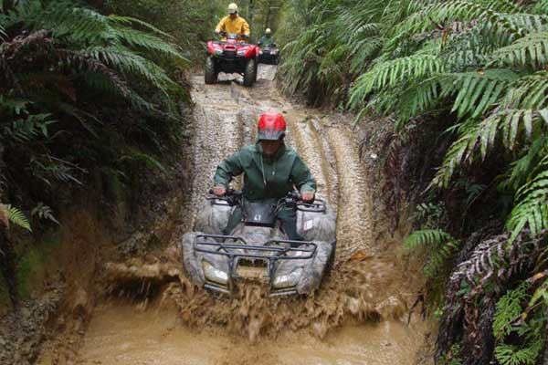 On Yer Bike Greymouth | Quad Bikes
